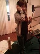 三枝夕夏 IN db 公式ブログ/☆レコーディング終了☆ 画像1