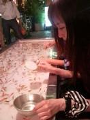 三枝夕夏 IN db 公式ブログ/☆金魚すくい☆ 画像1