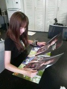 三枝夕夏 IN db 公式ブログ/☆ポスター☆ 画像1