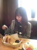 三枝夕夏 IN db 公式ブログ/☆小倉トースト☆ 画像1