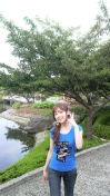 三枝夕夏 IN db 公式ブログ/☆なばなの里☆ 画像2
