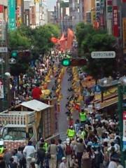 永島知洋(お先にどうぞ) 公式ブログ/柏祭り 画像1