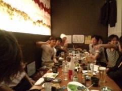 永島知洋(お先にどうぞ) 公式ブログ/なぜか? 画像1