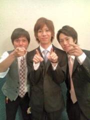 永島知洋(お先にどうぞ) 公式ブログ/祝勝会 画像1