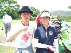 永島知洋(お先にどうぞ) 公式ブログ/ゴルフだ!女王だ! 画像1