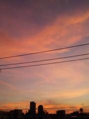 新垣直人 公式ブログ/下町の夕焼け 画像1