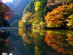 新垣直人 公式ブログ/湖上の秋 画像2