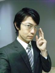 新垣直人 公式ブログ/撮影中に黙祷 画像1