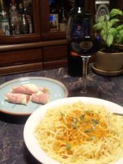 新垣直人 公式ブログ/ワインとパスタ 画像1