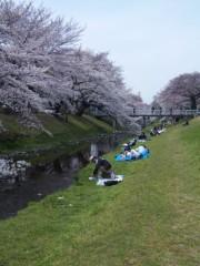 新垣直人 公式ブログ/春の撮影 画像1