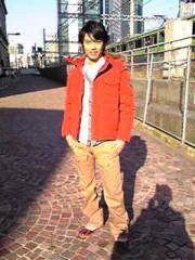 新垣直人 公式ブログ/汐留イタリア街にて 画像1
