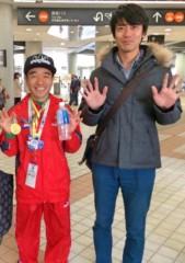 新垣直人 公式ブログ/東京マラソン行って来たよ 画像3