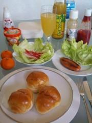 新垣直人 公式ブログ/今日の朝食 画像1