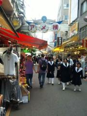 新垣直人 公式ブログ/アメヤ横町は誘惑の町 画像1