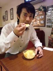 新垣直人 公式ブログ/スノーアイス♪ 画像1