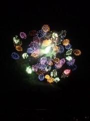 新垣直人 公式ブログ/小さな町の大きな花火 画像1