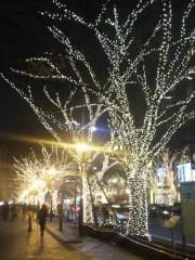 新垣直人 公式ブログ/冬の街 画像1