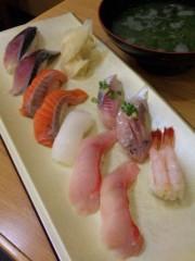 新垣直人 公式ブログ/築地で寿司ざんまい 画像2