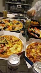 新垣直人 公式ブログ/友達の家で花火観賞会 画像2