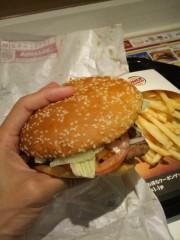 新垣直人 公式ブログ/ハンバーガーの王様 画像3