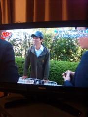 新垣直人 公式ブログ/『Mr.サンデー』に出没 画像1
