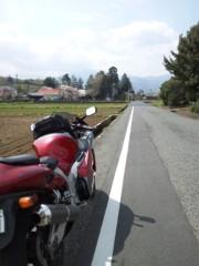 新垣直人 公式ブログ/バイクでぶらり春の路 〜君を乗せて〜 画像1