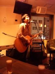 新垣直人 公式ブログ/バーでライブ♪ 画像1