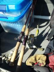 新垣直人 公式ブログ/ルアー釣りやってきました 画像1