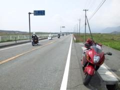 新垣直人 公式ブログ/初夏とバイク 〜姿を消した幻の湖〜 画像1
