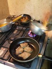新垣直人 公式ブログ/家庭でフランス料理2 画像1