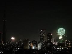新垣直人 公式ブログ/江戸の花火 画像1