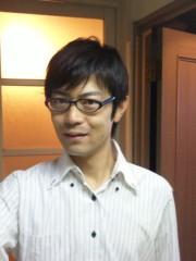 新垣直人 公式ブログ/今日はメガネで 画像1