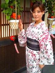 永井まどか 公式ブログ/キンチョーの夏。 画像1