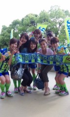 永井まどか 公式ブログ/★☆サッカー観戦☆★ 画像3
