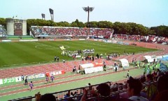 永井まどか 公式ブログ/★☆サッカー観戦☆★ 画像1