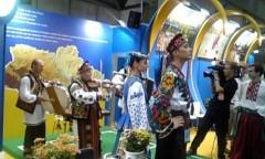 永井まどか 公式ブログ/「旅行博★2010 」 画像1