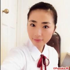 馬渕史香 公式ブログ/○○ジェンヌ 画像1