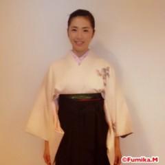 馬渕史香 公式ブログ/○○ジェンヌ 画像2