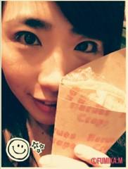 馬渕史香 公式ブログ/スマホ 画像1