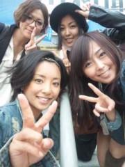 伊藤えみ 公式ブログ/@横浜スタジアム 画像2