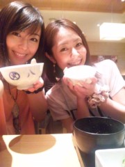 伊藤えみ 公式ブログ/食べてる時の 画像1