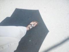 伊藤えみ 公式ブログ/車道のシャドウ 画像1