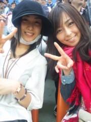 伊藤えみ 公式ブログ/@横浜スタジアム 画像1