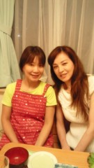 川田妙子 公式ブログ/ホームパーティー 画像2