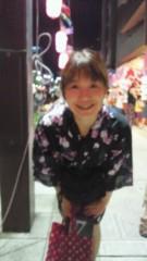 川田妙子 公式ブログ/夜のうちわ祭り 画像2