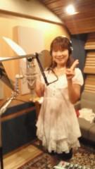 川田妙子 公式ブログ/新曲レコーディング中〜 画像1