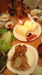 川田妙子 公式ブログ/ホームパーティー 画像3
