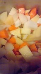 川田妙子 公式ブログ/夕食〜 画像1
