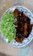 新田有加 公式ブログ/夕飯ー 画像2