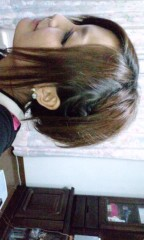 新田有加 公式ブログ/髪型 画像1